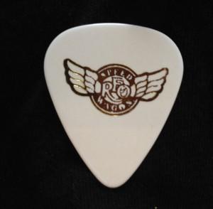 Kevin Cronin of REO Speedwagon's Guitar Pick