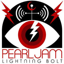 "Pearl Jam ""Lightning Bolt"""