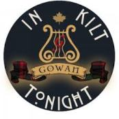 """Lawrence Gowan """"In Kilt Tonight"""""""