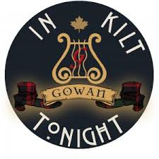 "Lawrence Gowan ""In Kilt Tonight"""