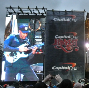 Tom Morello at March Madness Music Festival