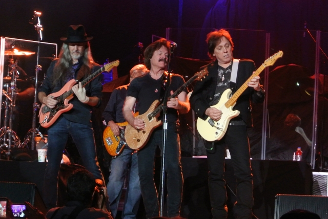 The Doobie Brothers in Concert at Allen Event Center