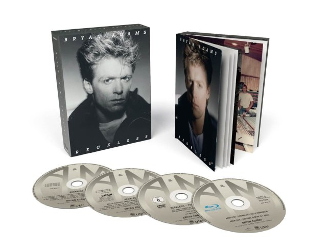 Bryan Adams 'Reckless' Anniversary Edition