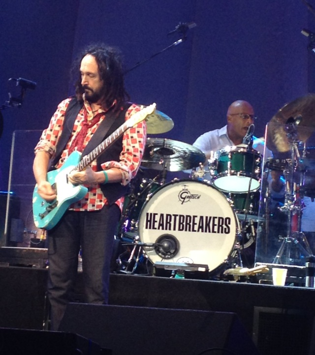 Mike Campbell of the Heartbreakers in Dallas