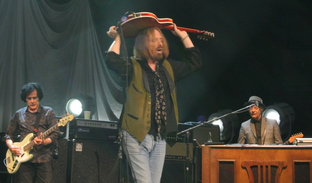 Tom Petty and the Heartbreakers in Dallas