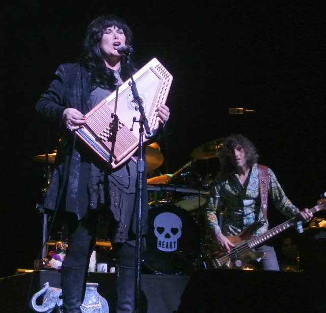 Heart in concert at Verizon Theatre