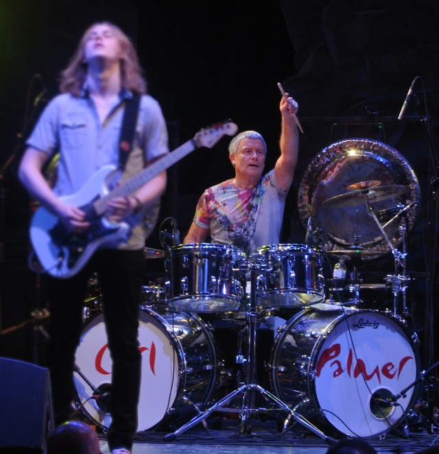 Carl Palmer of Asia at Granada Theater