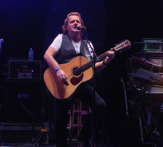 John Wetton of Asia at Granada Theater