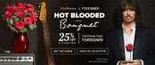 "ProFlowers ad for Foreigner's ""Hot Blooded"" Bouquet"