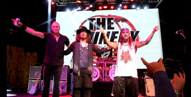 The Winery Dogs at Gas Monkey Live!