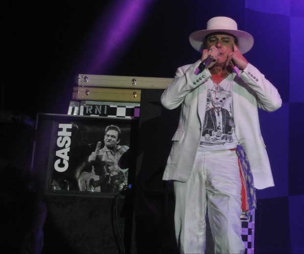 Cheap Trick at The Bomb Factory in Dallas