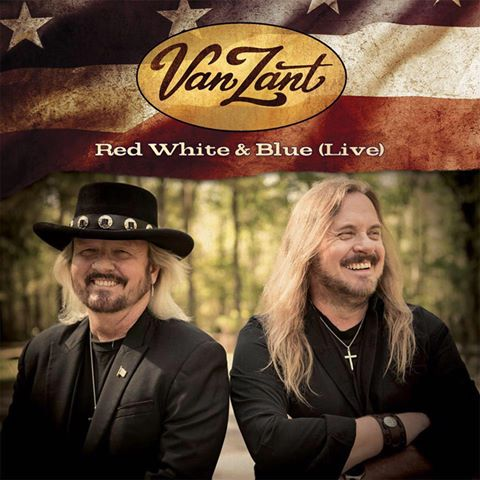 "Van Zant ""Red, White & Blue: Live"""